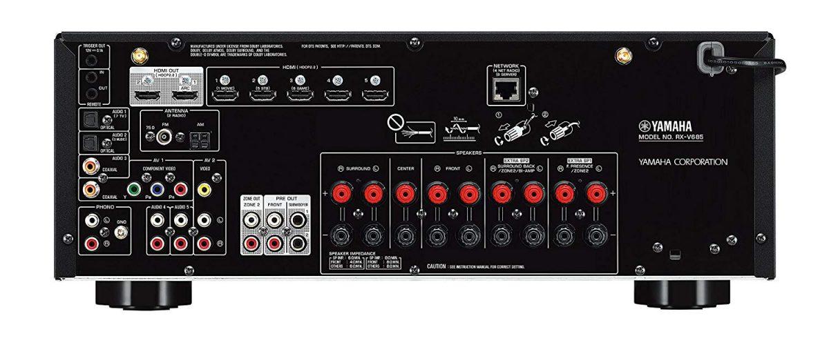 Yamaha AV-Receiver RX-V685 MC 1